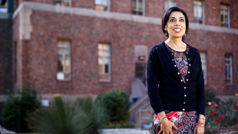 Monica Gandhi, MD